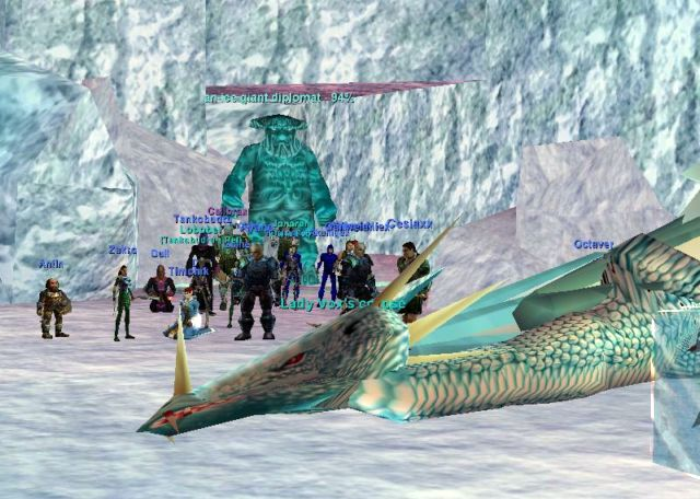 Ancient Heroes MM raid