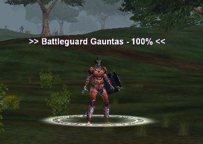 Battleguard Gauntas