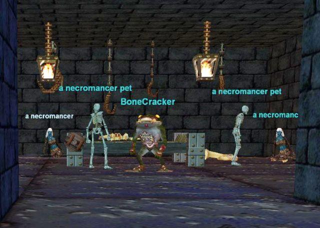 BoneCracker教授