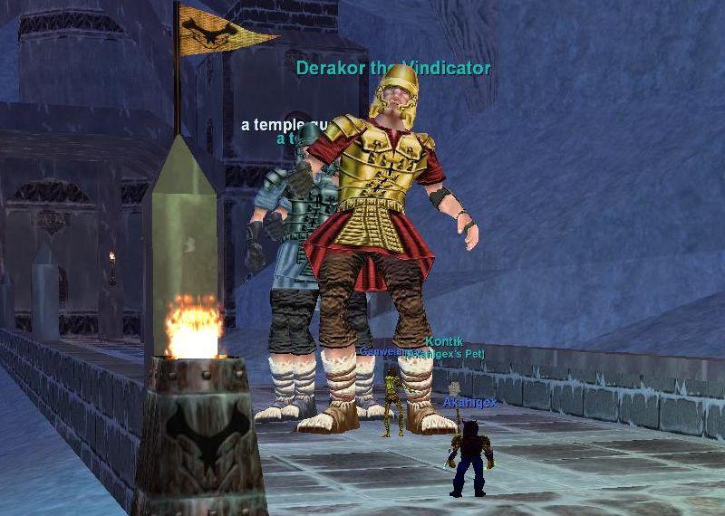 Derakor the Vindicator