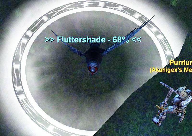 Fluttershade