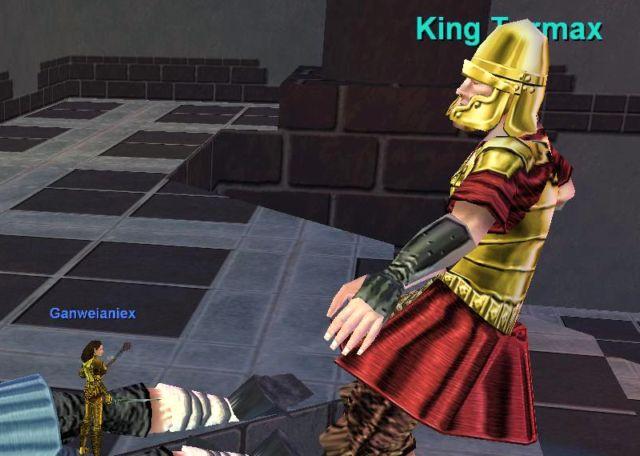 King Tormaxと