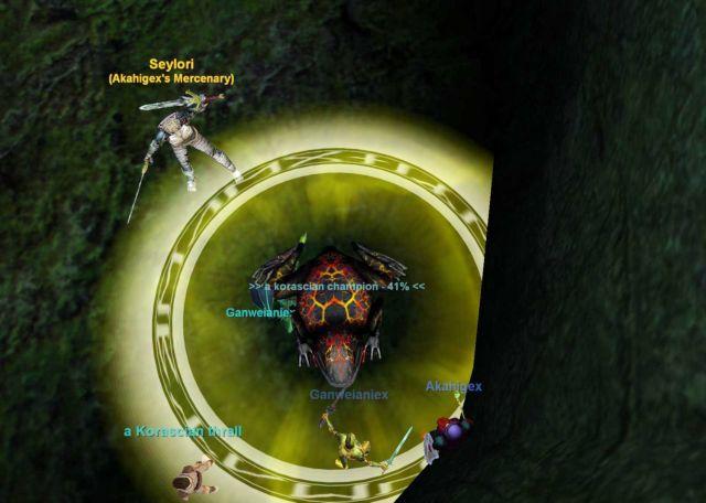 カエルchampion狩り