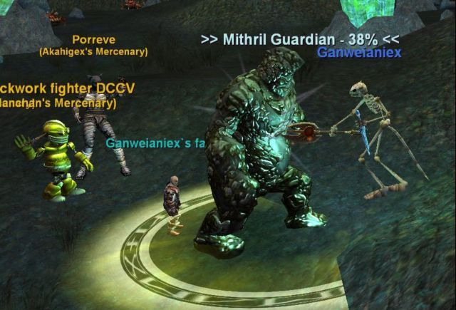 Mithril Guardian
