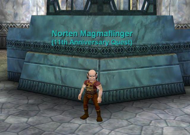 Norten Magmaflinger