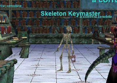 Skelton Keymaster