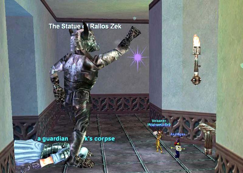 The Statute of Rallos Zek