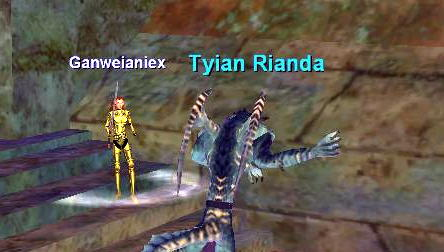 Tyian Rianda