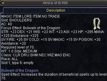 Amice of Ill-Will
