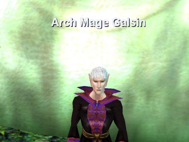 Arch Mage Galsin