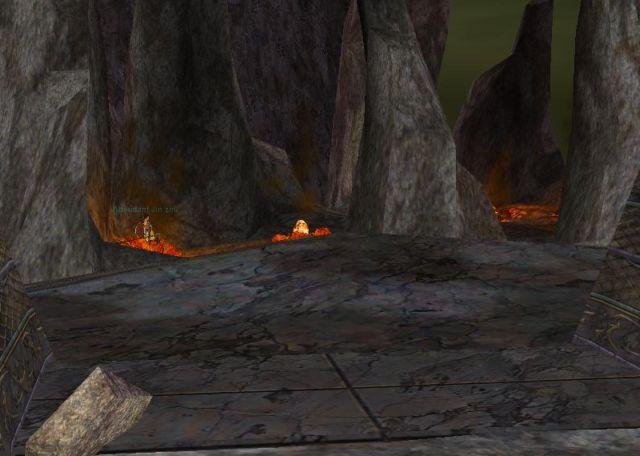 Ashengate東館最深部のeggエリア