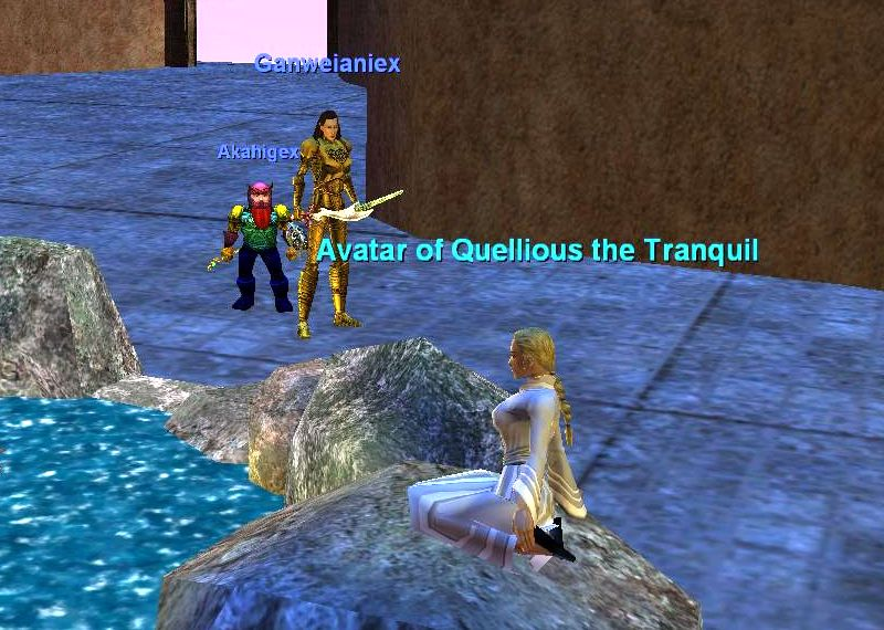 Avatar of Quellious the Tranquil