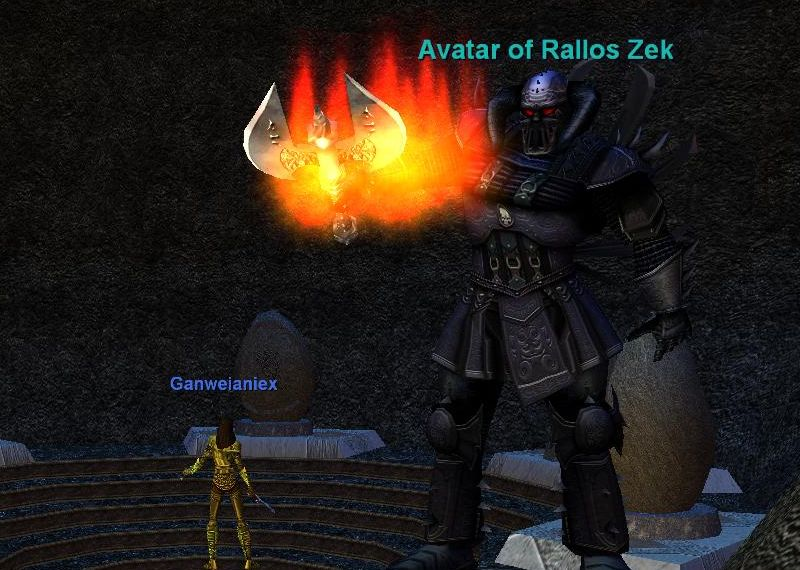 Avatar of Rallos Zek
