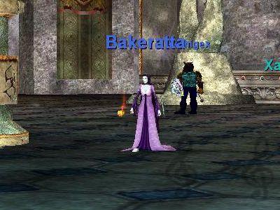 吸血鬼になったBakerattaさん