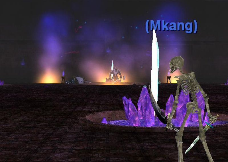 Bloodmoon Templeの最終ミッション