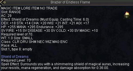 Brazier of Endless Flame