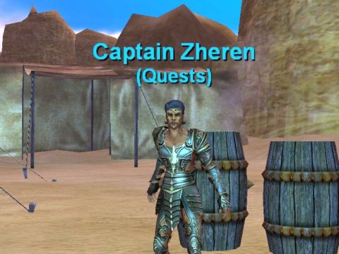 Captain Zheren
