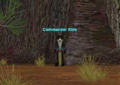 Commander Klim