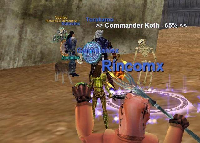 Commander Koth