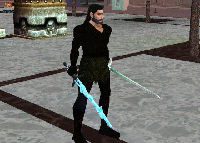 UberなCool sword