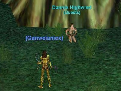 Dannie Highwind