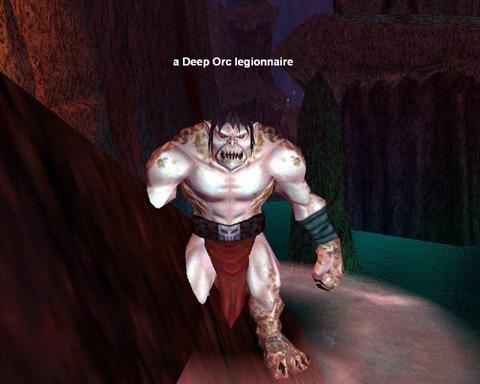 Deep Orc Legionnaire