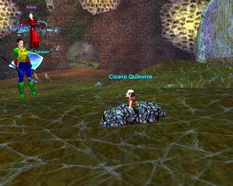 Gnomeのおっさん登場