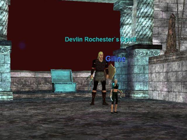 Devlin Rochester\'s Sprit