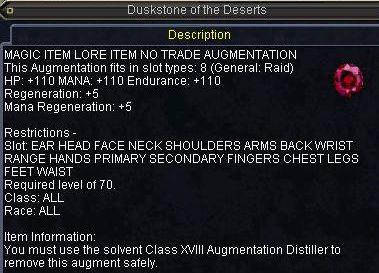 Duskstone of the Desert