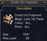 Dusty Um Fragment