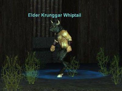 Eldar Krunggar Whiptail