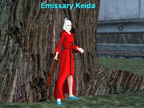 Emissary Keida