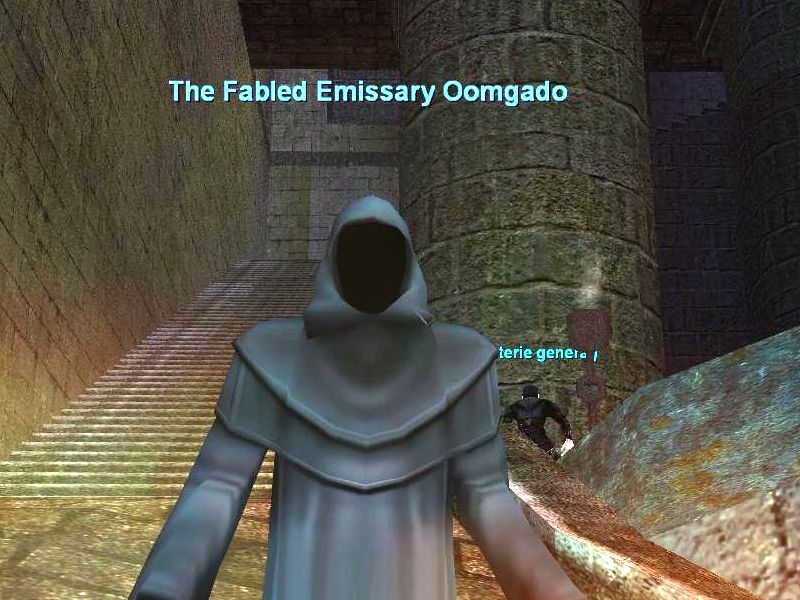 Fabled Emissary Oomagado