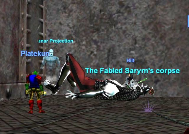 Fabled Saryrn