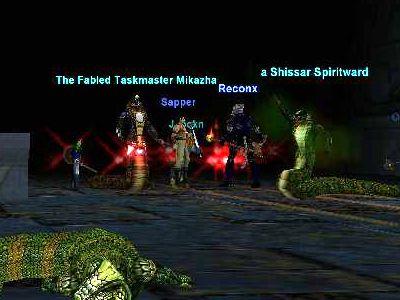 Fabled Taskmaster