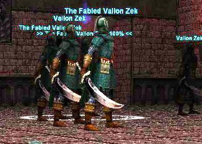 Fabled Valon Zek