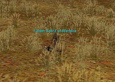 Fallen Spirit of Wendia