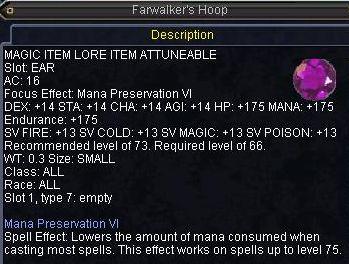Farwalker\'s Hoop