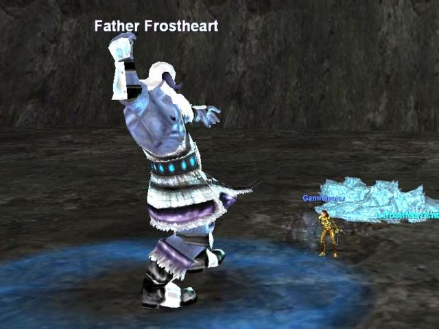 Father Frostheart