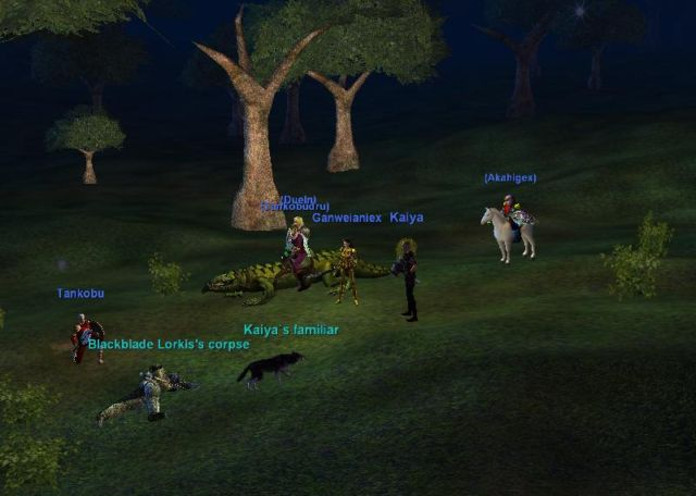 Field of ScaleのNamed狩り