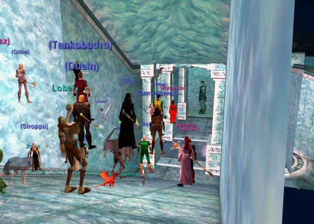 Frostcrypt Augイベント