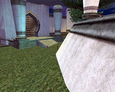 Guild Lobby玄関