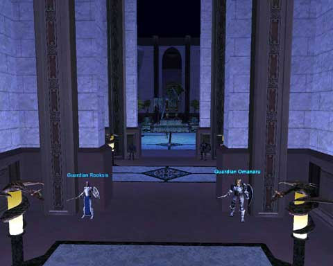 Guild Lobby内部