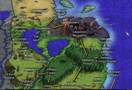 DoN関連世界地図