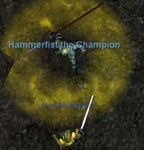 Hammerfist the Champion
