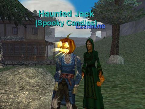 Haunted Jack