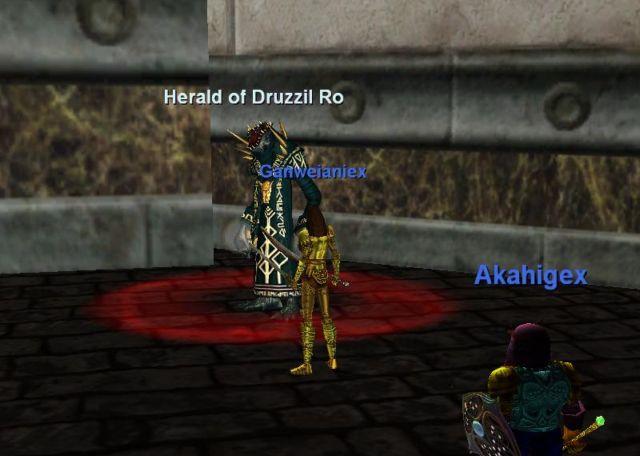 Herald of Druzzil Ro