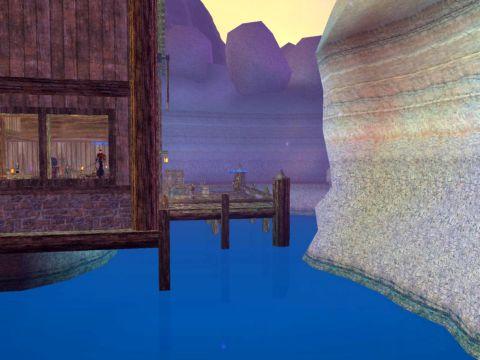 High Hold鯉の釣り場