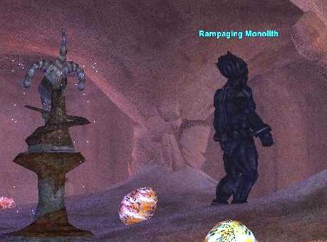 Rampaging Monolith