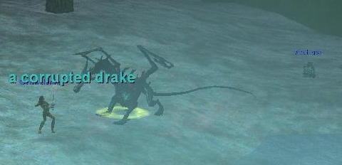 corrupted drakeをやってみる